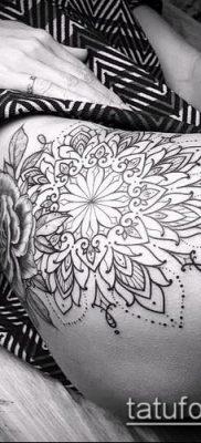 фото тату на ляжке (tattoo on thigh) (значение) – пример рисунка – 109 tatufoto.com