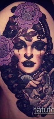 фото тату на ляжке (tattoo on thigh) (значение) – пример рисунка – 111 tatufoto.com