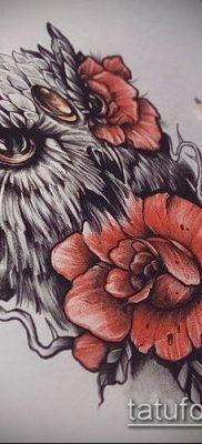 фото тату на ляжке (tattoo on thigh) (значение) – пример рисунка – 112 tatufoto.com