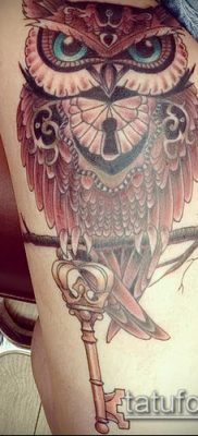 фото тату на ляжке (tattoo on thigh) (значение) – пример рисунка – 115 tatufoto.com