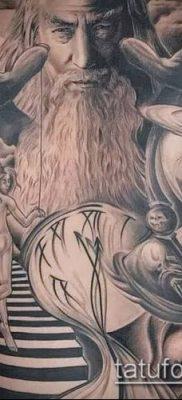 фото тату нитки с марионетка (tattoo) (значение) – пример рисунка – 007 tatufoto.com