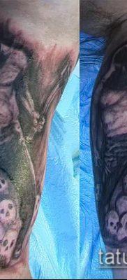 фото тату палач (значение) – пример интересного рисунка тату – 018 tatufoto.com