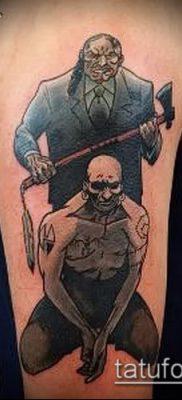 фото тату палач (значение) – пример интересного рисунка тату – 039 tatufoto.com