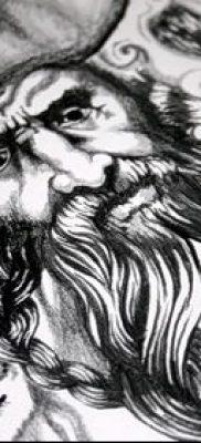фото тату пират (значение) – пример интересного рисунка тату – 003 tatufoto.com
