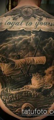 фото тату пират (значение) – пример интересного рисунка тату – 008 tatufoto.com