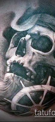 фото тату пират (значение) – пример интересного рисунка тату – 013 tatufoto.com