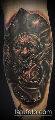 фото тату пират (значение) – пример интересного рисунка тату – 018 tatufoto.com