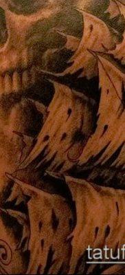фото тату пират (значение) – пример интересного рисунка тату – 020 tatufoto.com