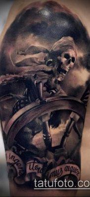 фото тату пират (значение) – пример интересного рисунка тату – 023 tatufoto.com