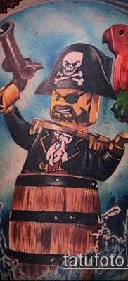 фото тату пират (значение) – пример интересного рисунка тату – 025 tatufoto.com