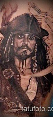 фото тату пират (значение) – пример интересного рисунка тату – 031 tatufoto.com