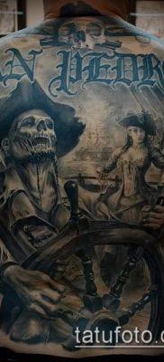 фото тату пират (значение) – пример интересного рисунка тату – 038 tatufoto.com