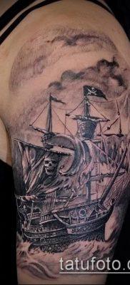 фото тату пират (значение) – пример интересного рисунка тату – 040 tatufoto.com