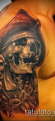 фото тату пират (значение) – пример интересного рисунка тату – 041 tatufoto.com