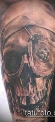 фото тату пират (значение) – пример интересного рисунка тату – 047 tatufoto.com