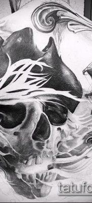 фото тату пират (значение) – пример интересного рисунка тату – 052 tatufoto.com