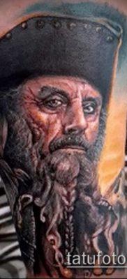 фото тату пират (значение) – пример интересного рисунка тату – 053 tatufoto.com