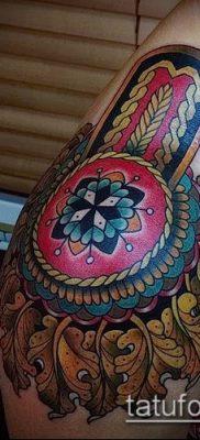 фото тату погон (tattoo epaulettes) (значение) – пример рисунка – 009 tatufoto.com