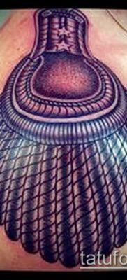 фото тату погон (tattoo epaulettes) (значение) – пример рисунка – 021 tatufoto.com