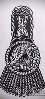 фото тату погон (tattoo epaulettes) (значение) – пример рисунка – 028 tatufoto.com