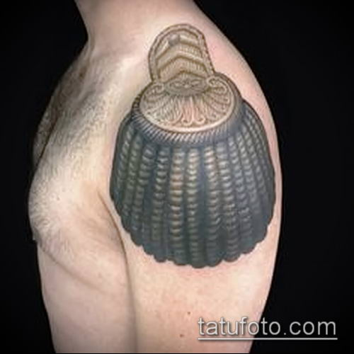 фото тату погон (tattoo epaulettes) (значение) - пример рисунка - 042 tatufoto.com
