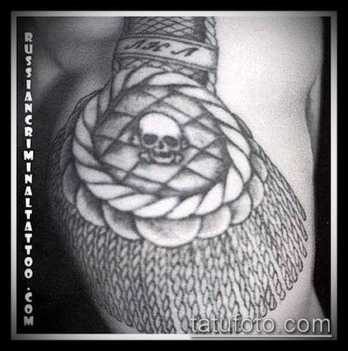 фото тату погон (tattoo epaulettes) (значение) - пример рисунка - 055 tatufoto.com