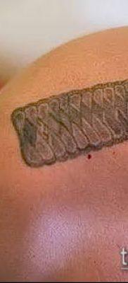 фото тату погон (tattoo epaulettes) (значение) – пример рисунка – 070 tatufoto.com
