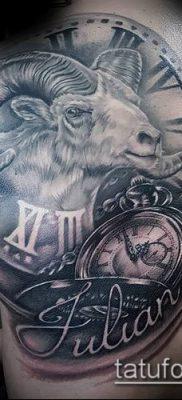 фото тату римские цифры (roman numerals) (значение) – пример рисунка – 175 tatufoto.com