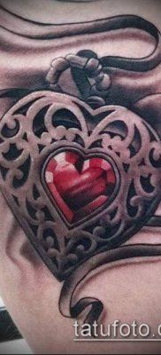 фото тату рубин (ruby tattoo) (значение) – пример рисунка – 017 tatufoto.com