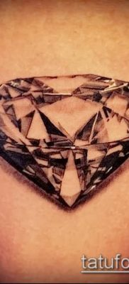 фото тату рубин (ruby tattoo) (значение) – пример рисунка – 022 tatufoto.com