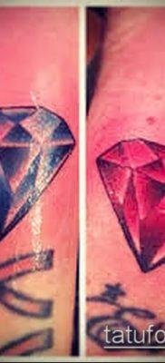 фото тату рубин (ruby tattoo) (значение) – пример рисунка – 031 tatufoto.com