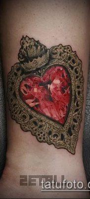 фото тату рубин (ruby tattoo) (значение) – пример рисунка – 036 tatufoto.com