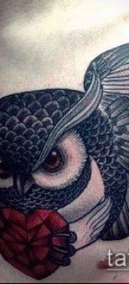 фото тату рубин (ruby tattoo) (значение) – пример рисунка – 039 tatufoto.com