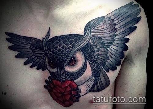 фото тату рубин (ruby tattoo) (значение) - пример рисунка - 039 tatufoto.com