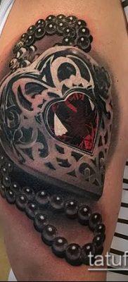 фото тату рубин (ruby tattoo) (значение) – пример рисунка – 050 tatufoto.com
