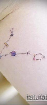 фото тату созвездие (значение) – пример интересного рисунка тату – 044 tatufoto.com