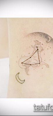 фото тату созвездие (значение) – пример интересного рисунка тату – 046 tatufoto.com