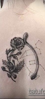 фото тату созвездие (значение) – пример интересного рисунка тату – 058 tatufoto.com