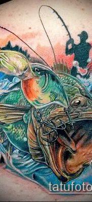 фото тату сом (catfish tattoo) (значение) – пример рисунка – 002 tatufoto.com