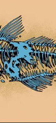 фото тату сом (catfish tattoo) (значение) – пример рисунка – 025 tatufoto.com