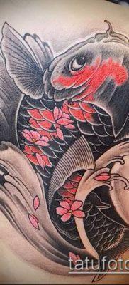 фото тату сом (catfish tattoo) (значение) – пример рисунка – 026 tatufoto.com