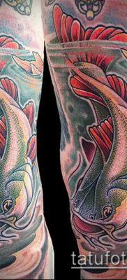 фото тату сом (catfish tattoo) (значение) – пример рисунка – 036 tatufoto.com