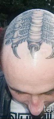 фото тату сороконожка (значение) – пример интересного рисунка тату – 042 tatufoto.com