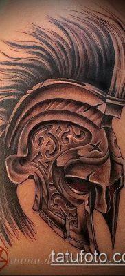 фото тату спартанец (tattoo Spartan) (значение) – пример рисунка – 026 tatufoto.com