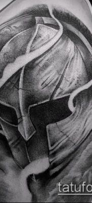 фото тату спартанец (tattoo Spartan) (значение) – пример рисунка – 035 tatufoto.com