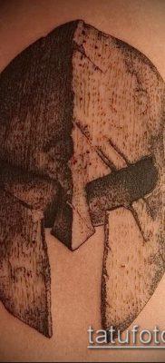 фото тату спартанец (tattoo Spartan) (значение) – пример рисунка – 042 tatufoto.com