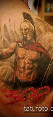 фото тату спартанец (tattoo Spartan) (значение) – пример рисунка – 044 tatufoto.com