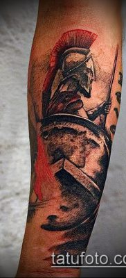 фото тату спартанец (tattoo Spartan) (значение) – пример рисунка – 060 tatufoto.com