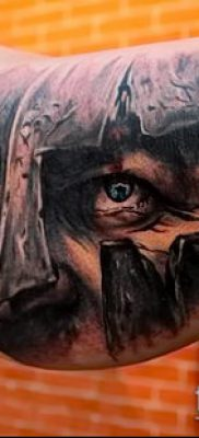 фото тату спартанец (tattoo Spartan) (значение) – пример рисунка – 062 tatufoto.com