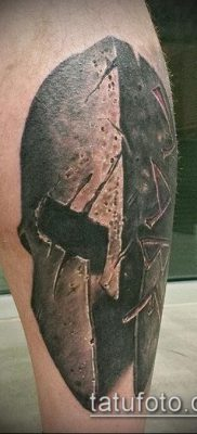 фото тату спартанец (tattoo Spartan) (значение) – пример рисунка – 077 tatufoto.com
